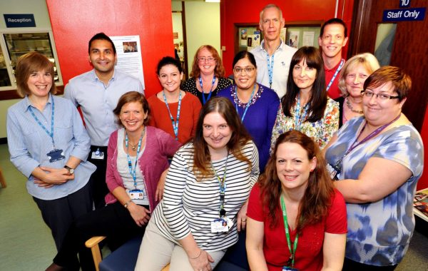 The psychiatry liaison team at UHBristol